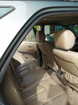 Lexus RX 2003 Silver | Cars for sale in Lagos State, Isolo
