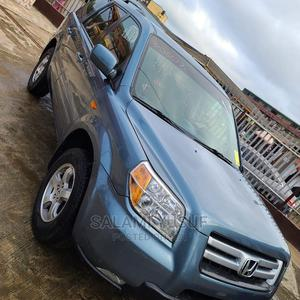 Honda Pilot 2007 Blue | Cars for sale in Lagos State, Ipaja