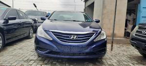 Hyundai Sonata 2013 Blue   Cars for sale in Lagos State, Ajah