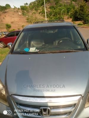 Honda Odyssey 2007 LX Gray   Cars for sale in Abuja (FCT) State, Asokoro