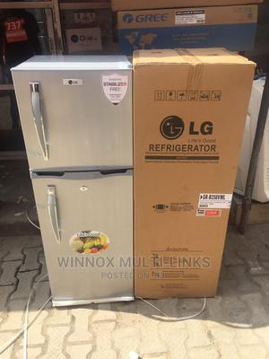 Brand New Lg Standing Double Door Fridge   Kitchen Appliances for sale in Lagos State, Ogba