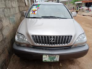 Lexus RX 2001 300 Gold | Cars for sale in Lagos State, Ikorodu