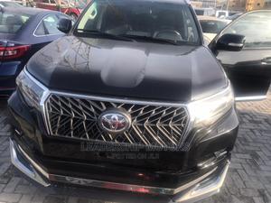 Toyota Land Cruiser Prado 2012 Black | Cars for sale in Lagos State, Lekki