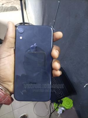 Apple iPhone XR 128 GB Black   Mobile Phones for sale in Edo State, Benin City