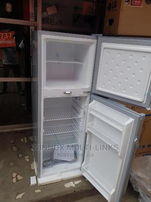 Lg Low Power Consumption Standing Fridge   Kitchen Appliances for sale in Lagos State, Ipaja