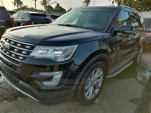 Ford Explorer 2016 Black   Cars for sale in Lagos State, Apapa