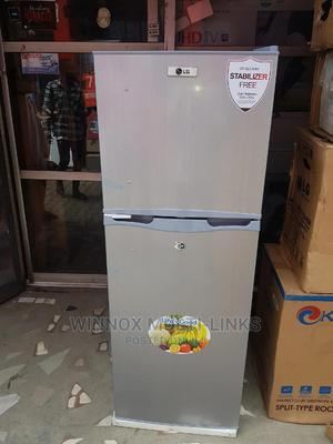 Brand New LG Refrigerator (With Handle)   Kitchen Appliances for sale in Lagos State, Abule Egba