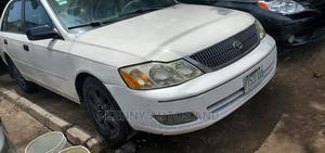 Toyota Avalon 2003 White | Cars for sale in Lagos State, Surulere