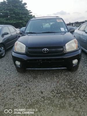 Toyota RAV4 2005 2.0 4x4 Executive Black   Cars for sale in Lagos State, Amuwo-Odofin