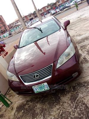 Lexus ES 2007 350 Red | Cars for sale in Osun State, Osogbo