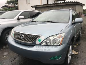 Lexus RX 2008 350 AWD Blue   Cars for sale in Lagos State, Amuwo-Odofin