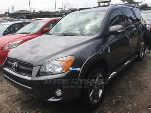 Toyota RAV4 2011 2.5 Sport 4x4 Gray | Cars for sale in Lagos State, Apapa