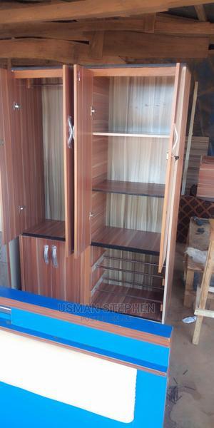 Bedroom Standard Wardrobe   Furniture for sale in Ondo State, Akure