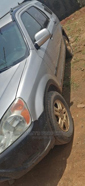 Honda CR-V 2004 Silver | Cars for sale in Lagos State, Ikorodu