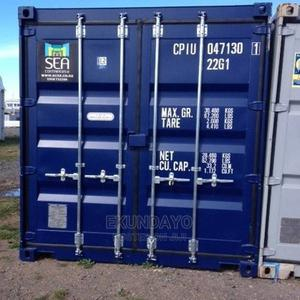 40FT High Cube Container | Manufacturing Equipment for sale in Ogun State, Obafemi-Owode