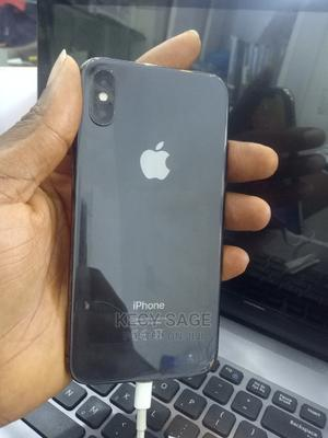 Apple iPhone X 64 GB Black | Mobile Phones for sale in Abuja (FCT) State, Wuse 2