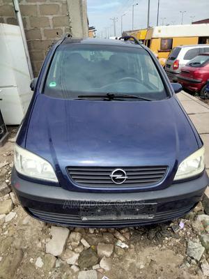 Opel Zafira 2005 Blue | Cars for sale in Lagos State, Amuwo-Odofin