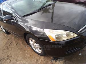Honda Accord 2007 Black   Cars for sale in Lagos State, Abule Egba