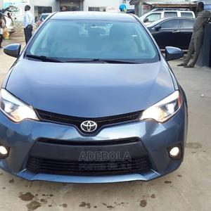 Toyota Corolla 2014 Blue   Cars for sale in Lagos State, Kosofe