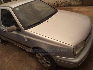 Volkswagen Golf 1999 Silver | Cars for sale in Lagos State, Abule Egba