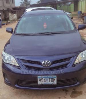 Toyota Corolla 2011 Blue | Cars for sale in Lagos State, Ikorodu