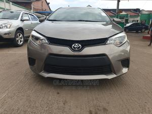 Toyota Corolla 2014 Brown | Cars for sale in Lagos State, Alimosho