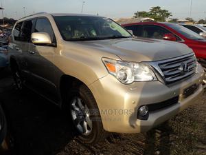 Lexus GX 2016 Gold   Cars for sale in Lagos State, Apapa