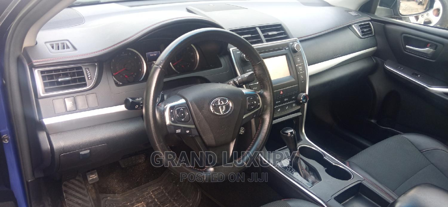 Toyota Camry 2016 Blue | Cars for sale in Ogba, Lagos State, Nigeria