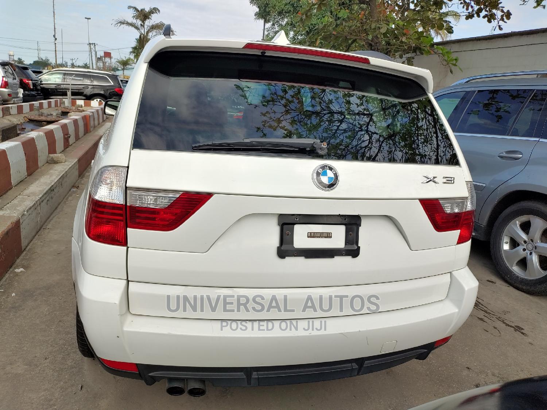 BMW X6 2009 xDrive 35i White   Cars for sale in Apapa, Lagos State, Nigeria
