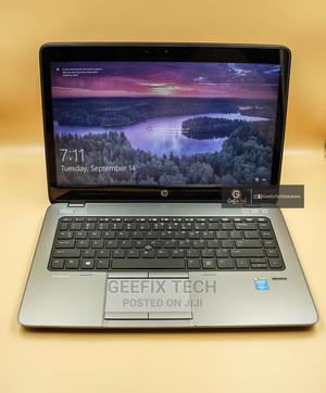 Laptop HP EliteBook 840 G1 8GB Intel Core I5 HDD 500GB   Laptops & Computers for sale in Edo State, Benin City
