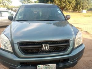Honda Pilot 2005 EX 4x4 (3.5L 6cyl 5A) Blue | Cars for sale in Abuja (FCT) State, Galadimawa
