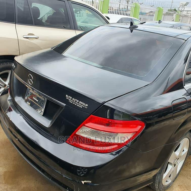 Mercedes-Benz C300 2008 Black | Cars for sale in Ogba, Lagos State, Nigeria