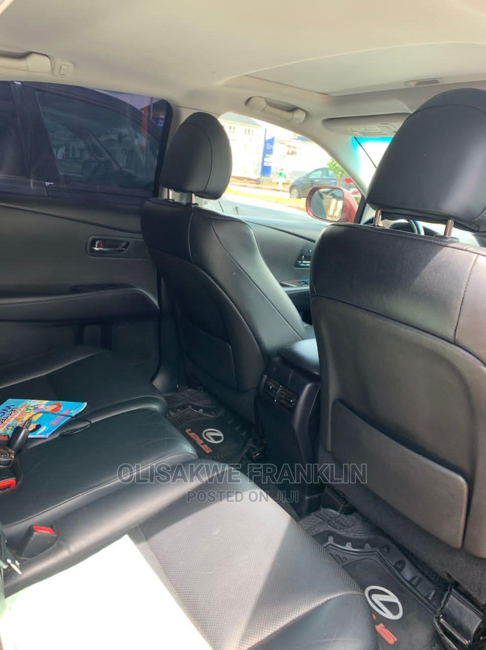 Lexus RX 2014 Red | Cars for sale in Enugu, Enugu State, Nigeria