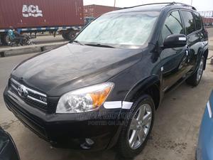 Toyota RAV4 2007 Sport V6 4x4 Black | Cars for sale in Lagos State, Apapa