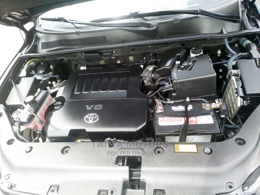 Toyota RAV4 2007 Sport V6 4x4 Black | Cars for sale in Apapa, Lagos State, Nigeria