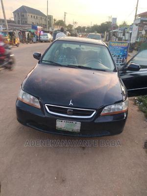 Honda Accord 2002 EX Black | Cars for sale in Lagos State, Ifako-Ijaiye