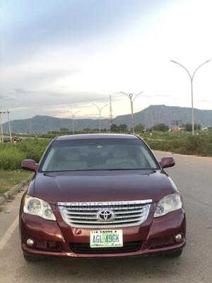 Toyota Avalon 2009 Red | Cars for sale in Abuja (FCT) State, Gwarinpa