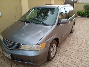 Honda Odyssey 2000 2.3 2WD Gray | Cars for sale in Ogun State, Obafemi-Owode