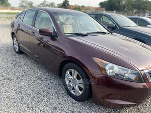 Honda Accord 2008 Red | Cars for sale in Abuja (FCT) State, Central Business District