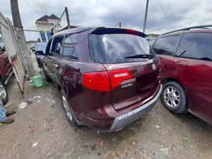 Acura MDX 2009 SUV 4dr AWD (3.7 6cyl 5A) Red | Cars for sale in Lagos State, Ajah