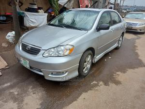 Toyota Corolla 2007 1.8 VVTL-i TS Silver | Cars for sale in Lagos State, Ogba
