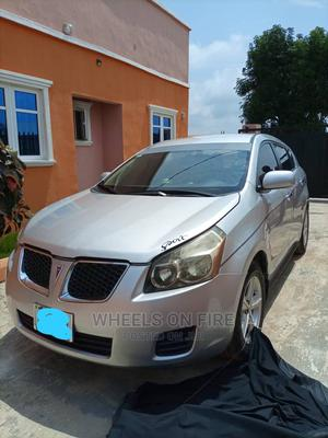 Pontiac Vibe 2008 Silver | Cars for sale in Abuja (FCT) State, Gwarinpa