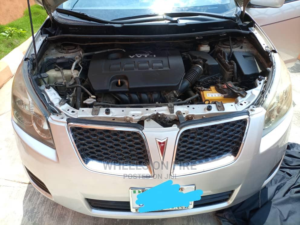 Pontiac Vibe 2008 Silver | Cars for sale in Gwarinpa, Abuja (FCT) State, Nigeria