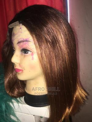 Premium Fiber Wig | Hair Beauty for sale in Enugu State, Enugu