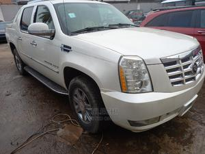 Cadillac Escalade 2008 White | Cars for sale in Lagos State, Ogba