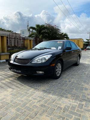 Lexus ES 2002 300 Black | Cars for sale in Lagos State, Lekki