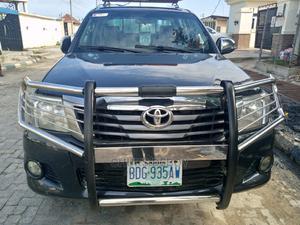 Toyota Hilux 2010 2.0 VVT-i SRX Black | Cars for sale in Lagos State, Amuwo-Odofin