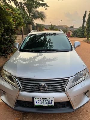 Lexus RX 2012 350 AWD Silver | Cars for sale in Enugu State, Enugu