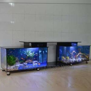 TV Stand Aquarium 26*20*12 | Pet's Accessories for sale in Lagos State, Surulere