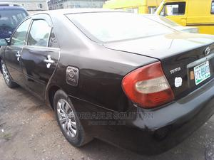 Toyota Camry 2004 Black | Cars for sale in Lagos State, Abule Egba